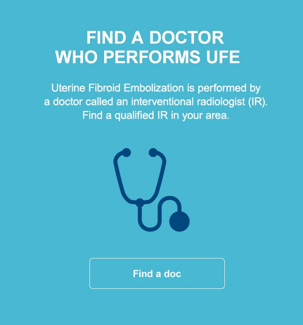 Find a doctor who performs UFE