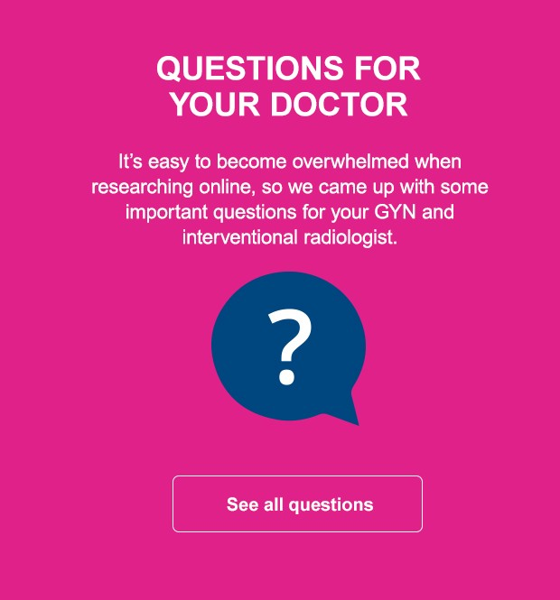 Questions for your doctor